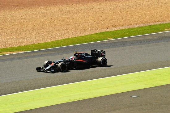 Silverstone-bild