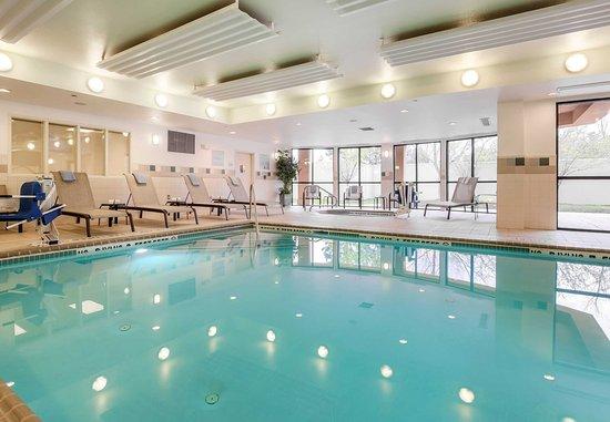 Woodbridge, Wirginia: Indoor Pool