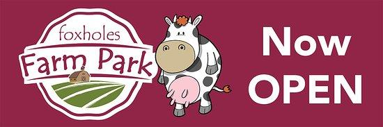Hertford, UK: Farm Park Now Open