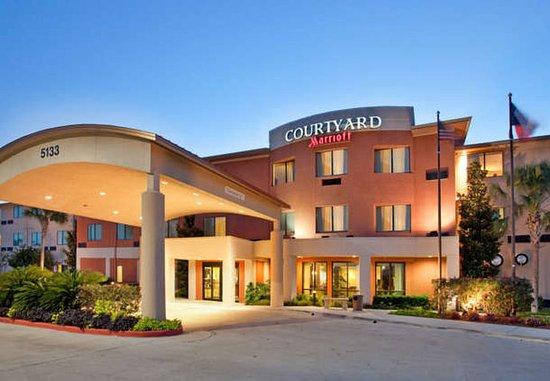Courtyard Corpus Christi