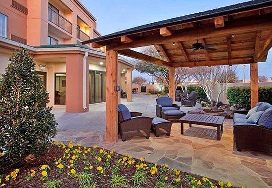 Abilene, تكساس: Outdoor Terrace