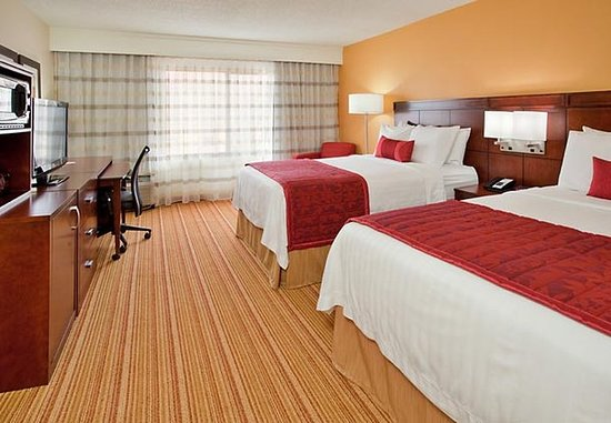 Abilene, تكساس: Double/Double Bed Room