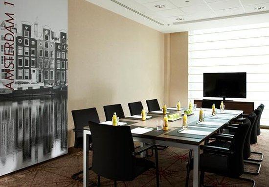 Evere, Bélgica: Amsterdam Meeting Room