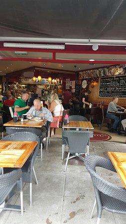Ringwood, UK: Cafe Aroma