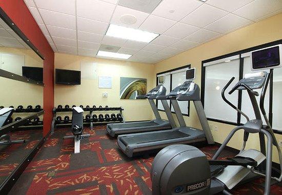 Flint, MI : Fitness Center