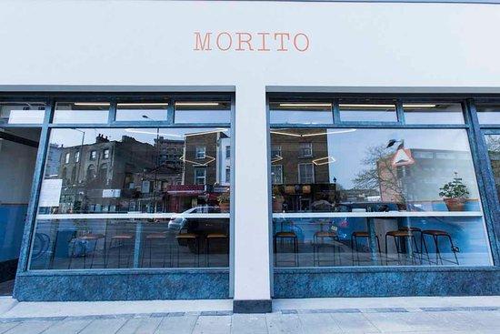 Photo of Morito Hackney Road in London, , GB