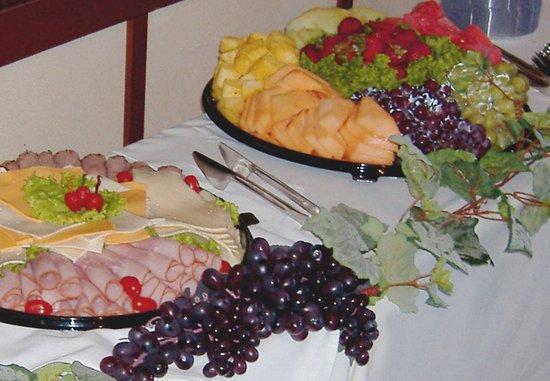 Rancho Cucamonga, كاليفورنيا: Catering