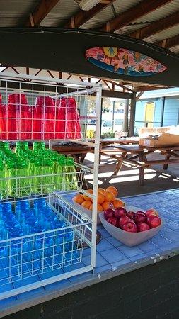 Gerroa, Australia: All meals included