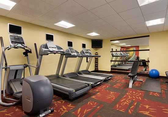 The Woodlands, Τέξας: Fitness Center