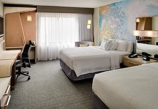 Earth City, MO: Queen/Queen Guest Room