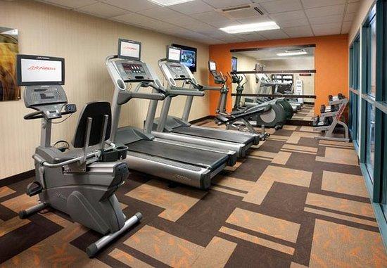 เพลเซนท์ฮิลล์, แคลิฟอร์เนีย: Fitness Center