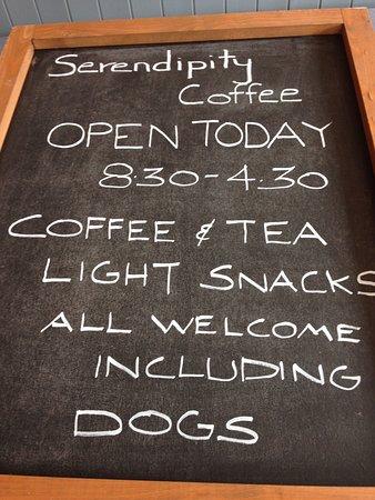 Seaton, UK: Serendipity Coffee