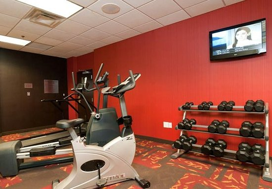 Huntersville, Kuzey Carolina: Fitness Center