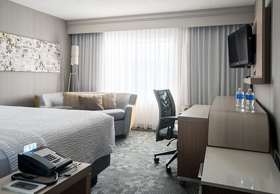 Independence, Οχάιο: Executive King Guest Room