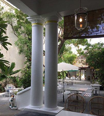 La Villa Restaurant Pondicherry