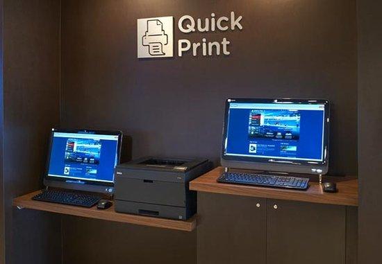 Westlake, OH: Quick Print Station