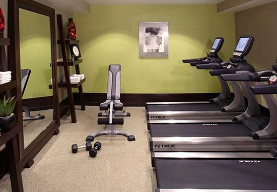 Amherst, نيويورك: Fitness Center