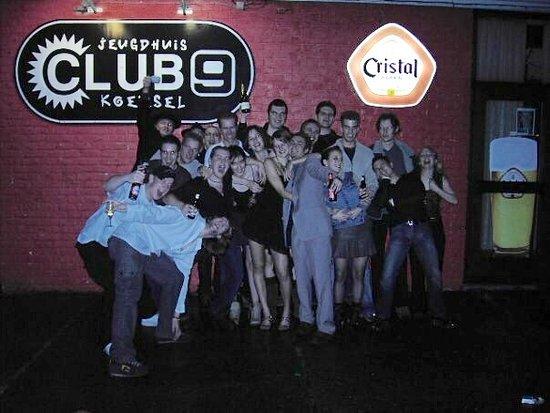 Jeugdhuis Club 9