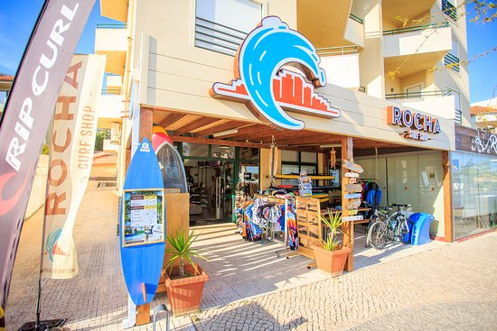 Rocha Surf Shop