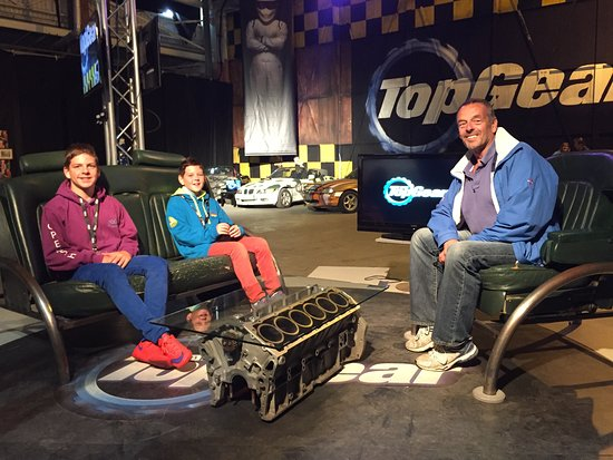 the top gear set picture of top gear track experience cranleigh rh tripadvisor co nz