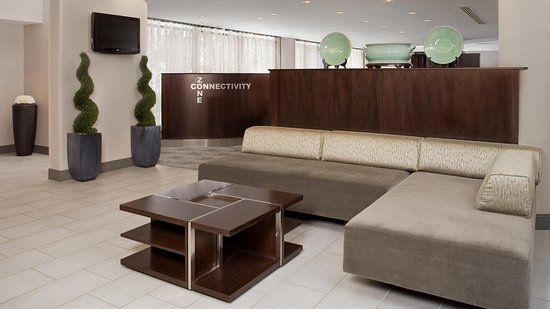 DoubleTree by Hilton Hotel Chicago - Schaumburg: Lobby
