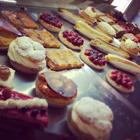 Lamastre, France: Nos gâteaux