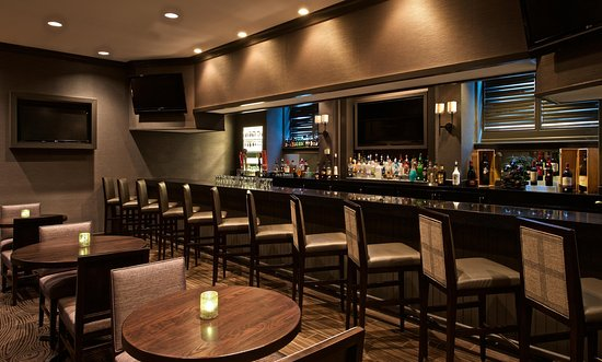 East Syracuse, NY: The Atrium Grille, Bar Seating