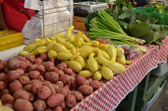 Aiken, Carolina del Sur: Veggies A the Market