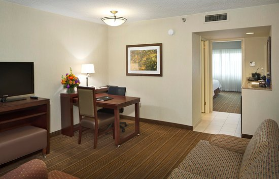 Parsippany, Nueva Jersey: King Suite