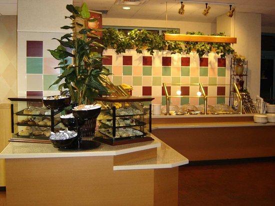 Parsippany, Nueva Jersey: Buffet