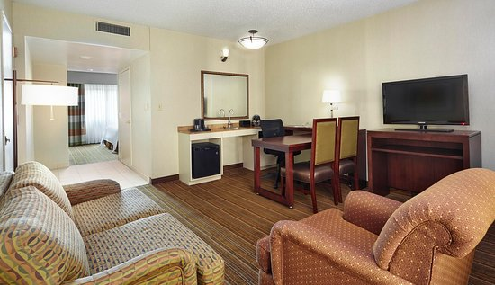 Parsippany, NJ: Accessible Room