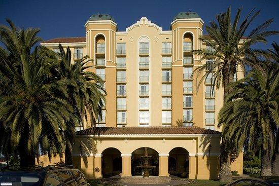 Burlingame, CA: Hotel Exterior