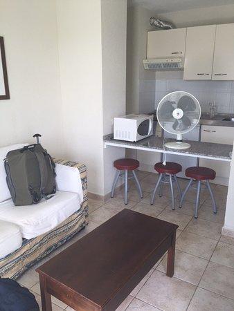 Apartamentos Guacimeta Lanzarote: Living area