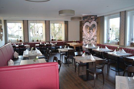 Schwarzenfeld, Alemania: Restaurant