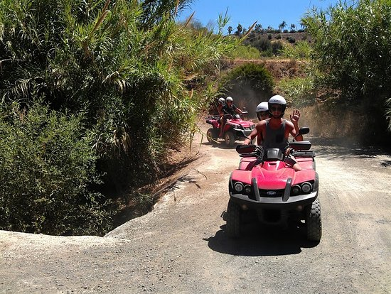 Quad Biking Safari tours on the Costa del sol