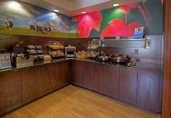 Southaven, MS: Breakfast Area