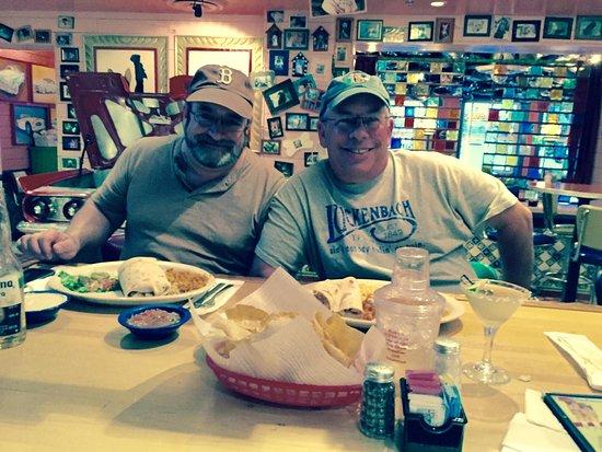 Murfreesboro, Tennessee: Texas Martini's so dang good