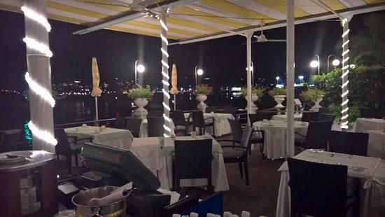 terrazza ristorante - Picture of Hotel Lido Seegarten, Lugano ...