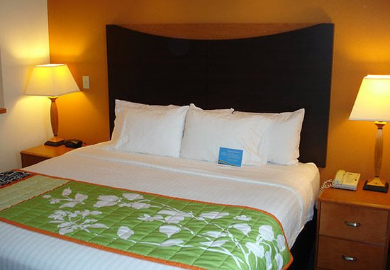Saint Cloud, MN: Executive King Suite