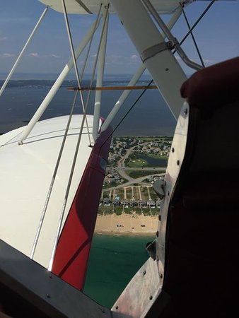 Manteo, Karolina Północna: In the air