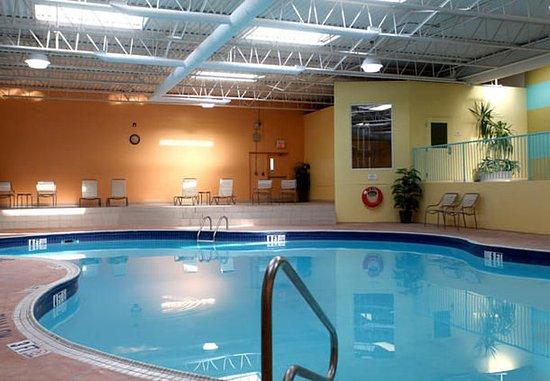Belleville, Canada: Indoor Pool