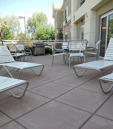 Loveland, CO: Outdoor Patio