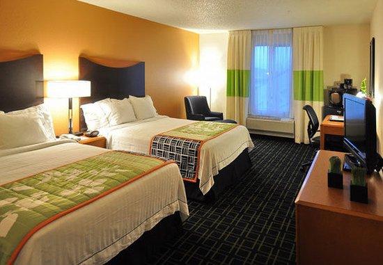 Loveland, CO: Queen/Queen Guest Room