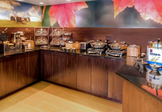 เจอร์แมนทาวน์, เทนเนสซี: Breakfast Buffet