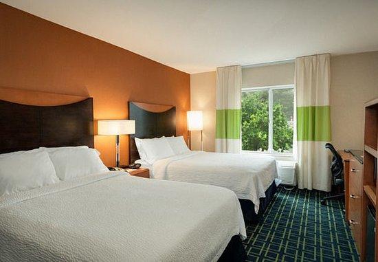 Auburn, ماساتشوستس: Queen/Queen Guest Room