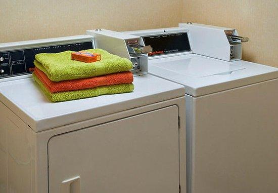 Ανατολικό Greenbush, Νέα Υόρκη: Laundry Room
