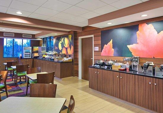 Lombard, IL: Breakfast Buffet
