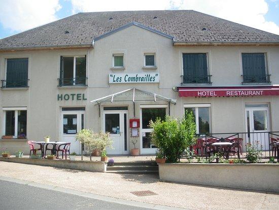 Hotel Les Combrailles