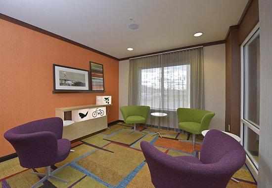 Williamsport, PA: Lobby Lounge
