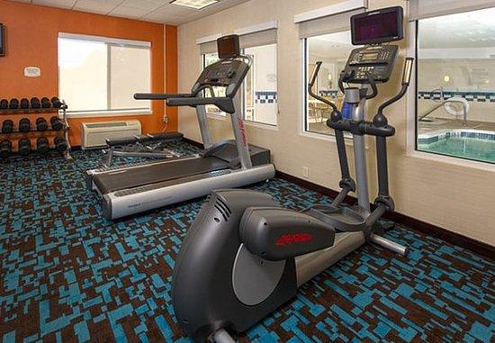 Wilson, NC: Fitness Center